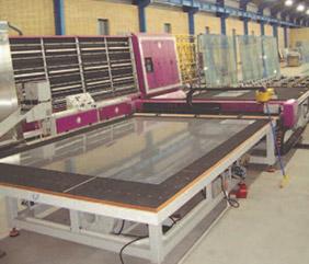 فرایند تولید شیشه های دوجداره
