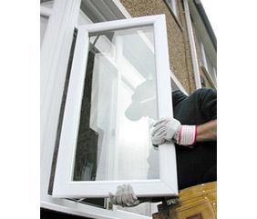 تعویض پنجره های قدیمی با پنجره های یو پی وی سی