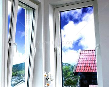 پنجره یو پی وی دو حالته