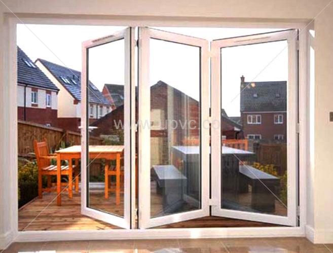 درب و پنجره یو پی وی سی آکاردئونی